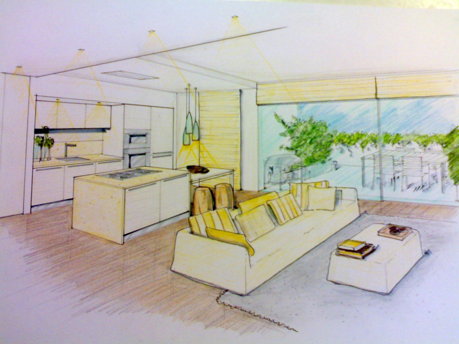 Corso di arredamento interior design progettazione di for Corso di arredamento